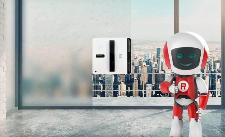 Mon guide d'achat sur les meilleurs robots laveur de vitres