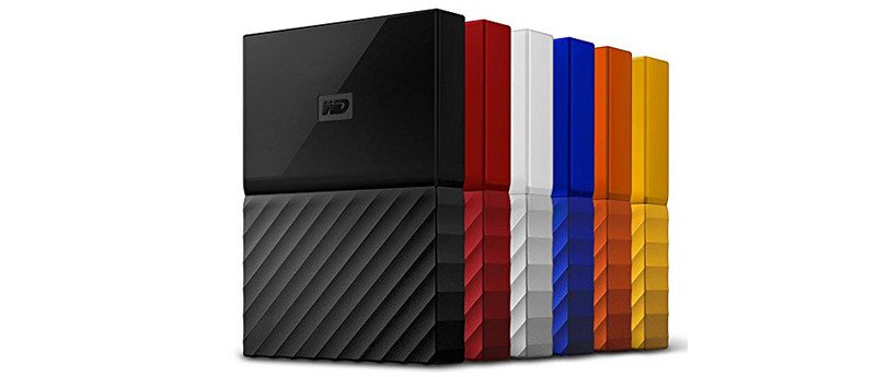 WD - My Passport - Disque dur externe portable USB 3.0