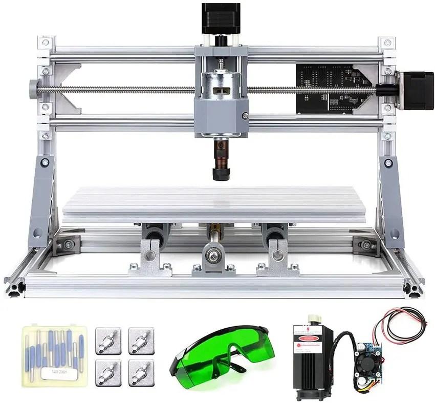 KKmoon 5500mW Mini Gravure Laser à Haute Vitesse