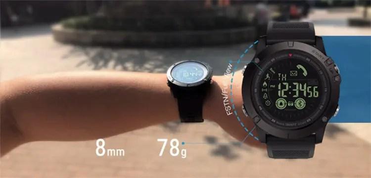 Test COMPLET de la Montre Connectée TACT Watch