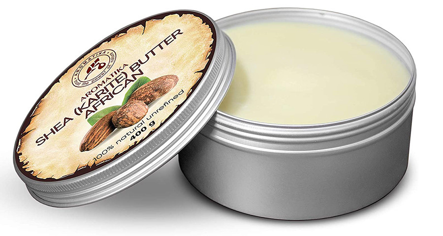 Avis AROMATIKA trust the power of nature - Beurre de Karité 400g - Non raffiné - 100% Pur et Naturel