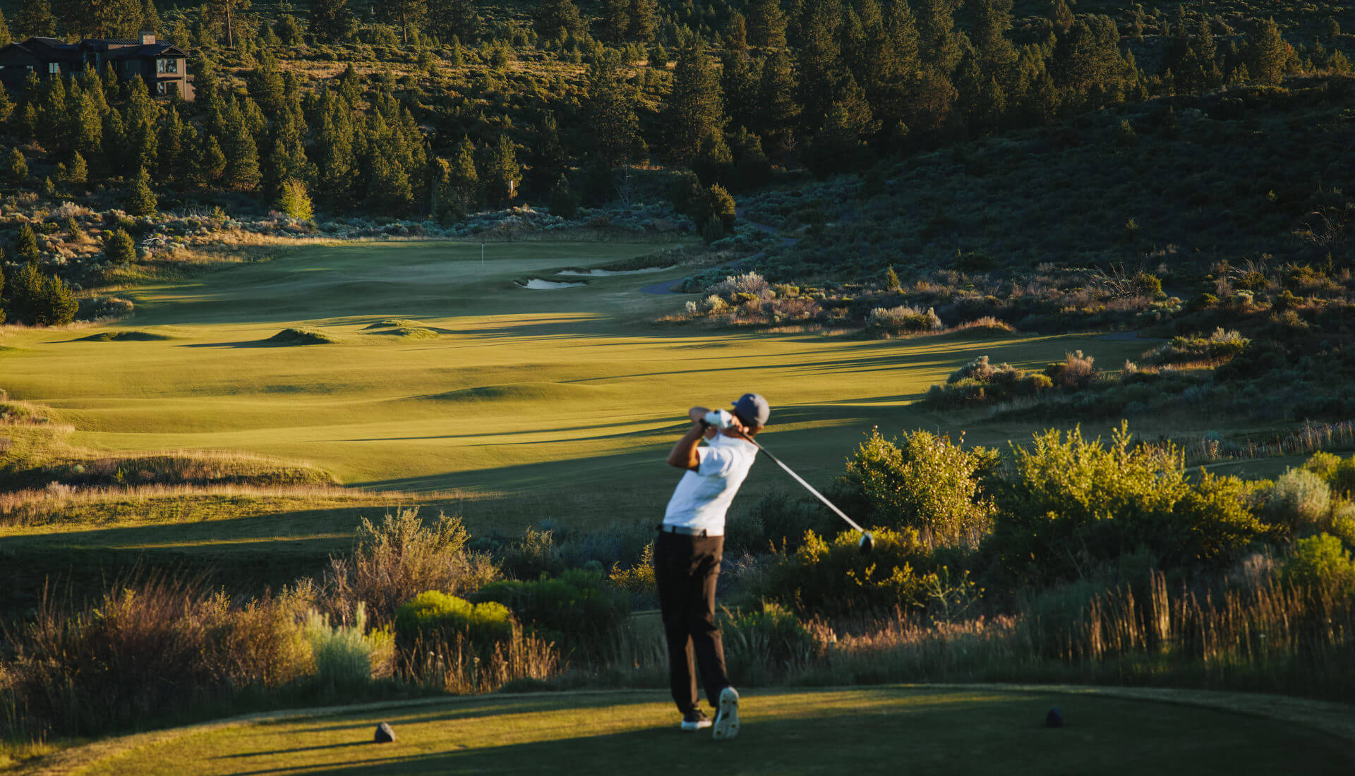 Bend Oregon Golf Courses Golf Resort At Tetherow