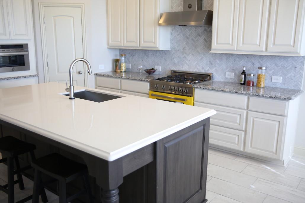 Kitchen Texas Custom Granite