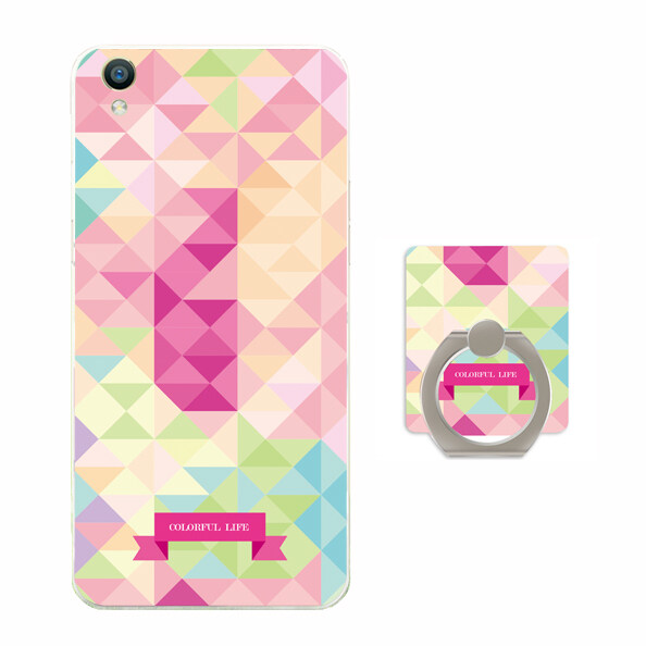 BUILDPHONE Plastic Hard Back Phone Case for HTC EYE (Multicolor) – intl