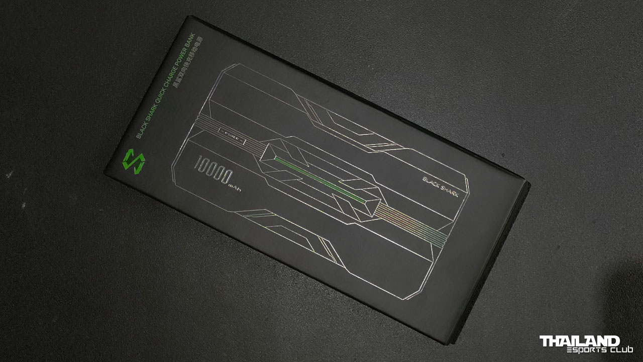 Black Shark Quick Charge Power Bank