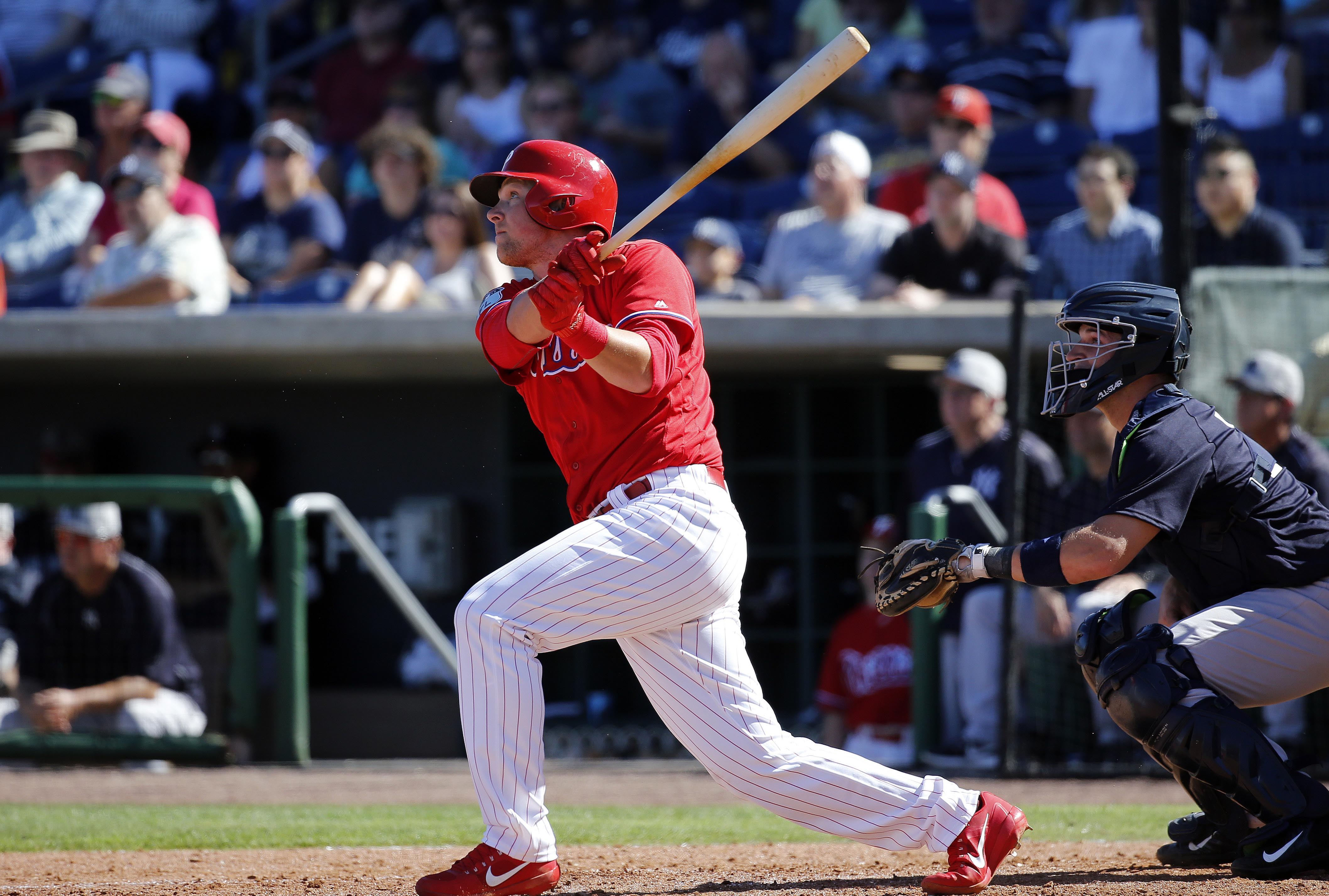 Phillies: Why the top prospects are still in the minor leagues