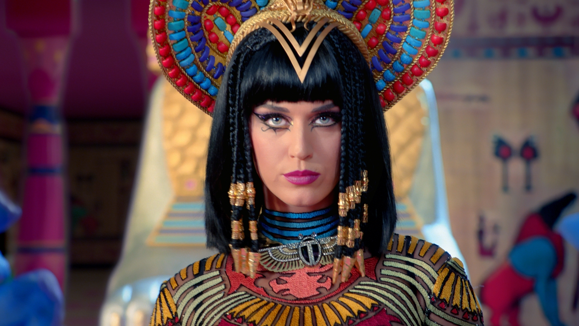 Winning: Katy Perry's 'Dark Horse' Video Hits 1 Billion Views On VEVO - That Grape Juice