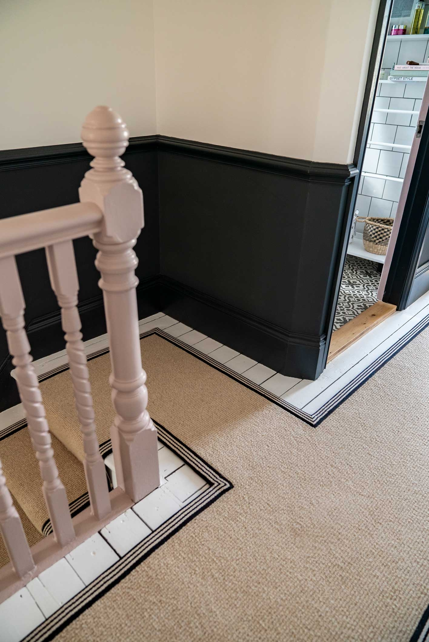 How To Achieve Your Perfect Stair Runner The Frugality | End Of The Roll Stair Runners | Roger Oates | Staircase Makeover | Wall Carpet | Hallway Carpet | Stair Treads