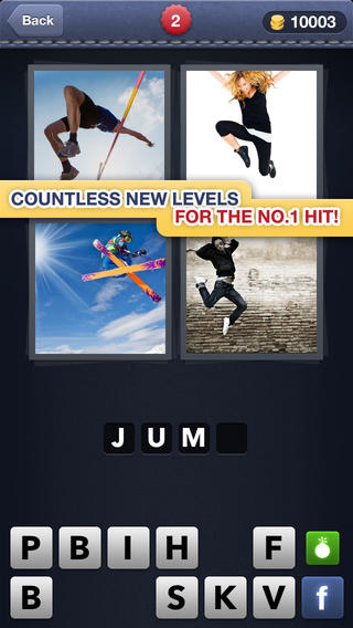 Buy 4 Pics 1 Word Full Source Code Best Puzzle Game | http ...