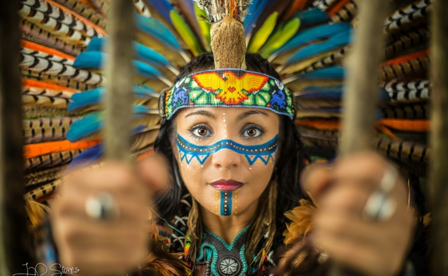 Stunning Aztec Culture Photography By Jp Stones Shows A