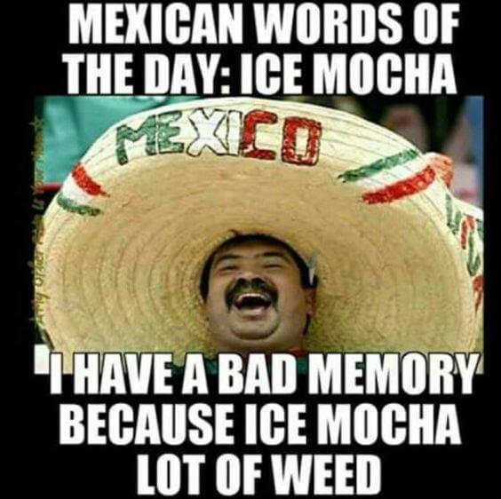 How Say Mustache Spanish