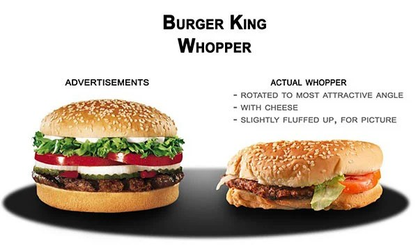 Mcdonalds Advertising Examples
