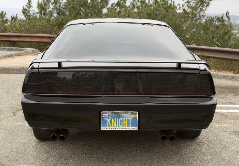 Firebird Knight Rider Car