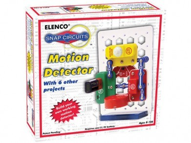 Motion Detector - STEM Science Electronics Kit