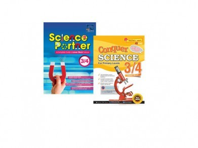 Science set - Combined Years 3 & 4