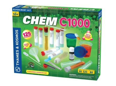 CHEMISTRY Experiment STEM Kit | Age 10+