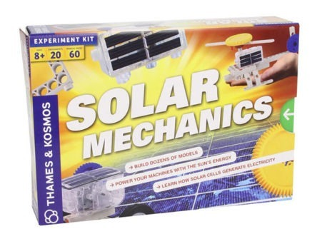 SOLAR MECHANICS - STEM Science Discovery Kit