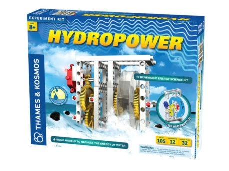 HYDROPOWER | Renewable Energy Kit | STEM Science