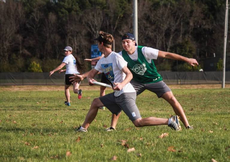 3 ways you can start playing Ultimate Frisbee in Huntsville now