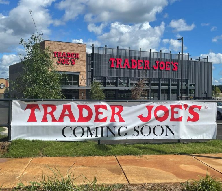 5 new openings in Huntsville—including Trader Joe's + The Cheesecake Factory
