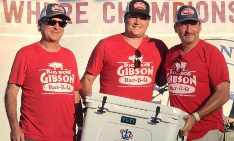 Decatur's Big Bob Gibson Bar-B-Que is on a roll with a barbecue competition win