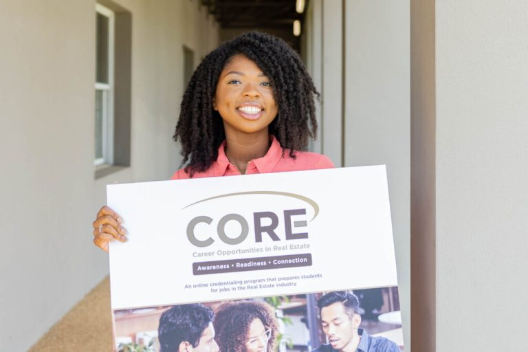 CORE program is diversifying the real estate industry—learn more