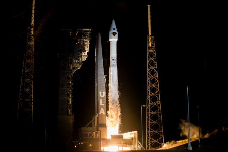 A successful launch for NASA's Lucy mission with help from ULA in Decatur