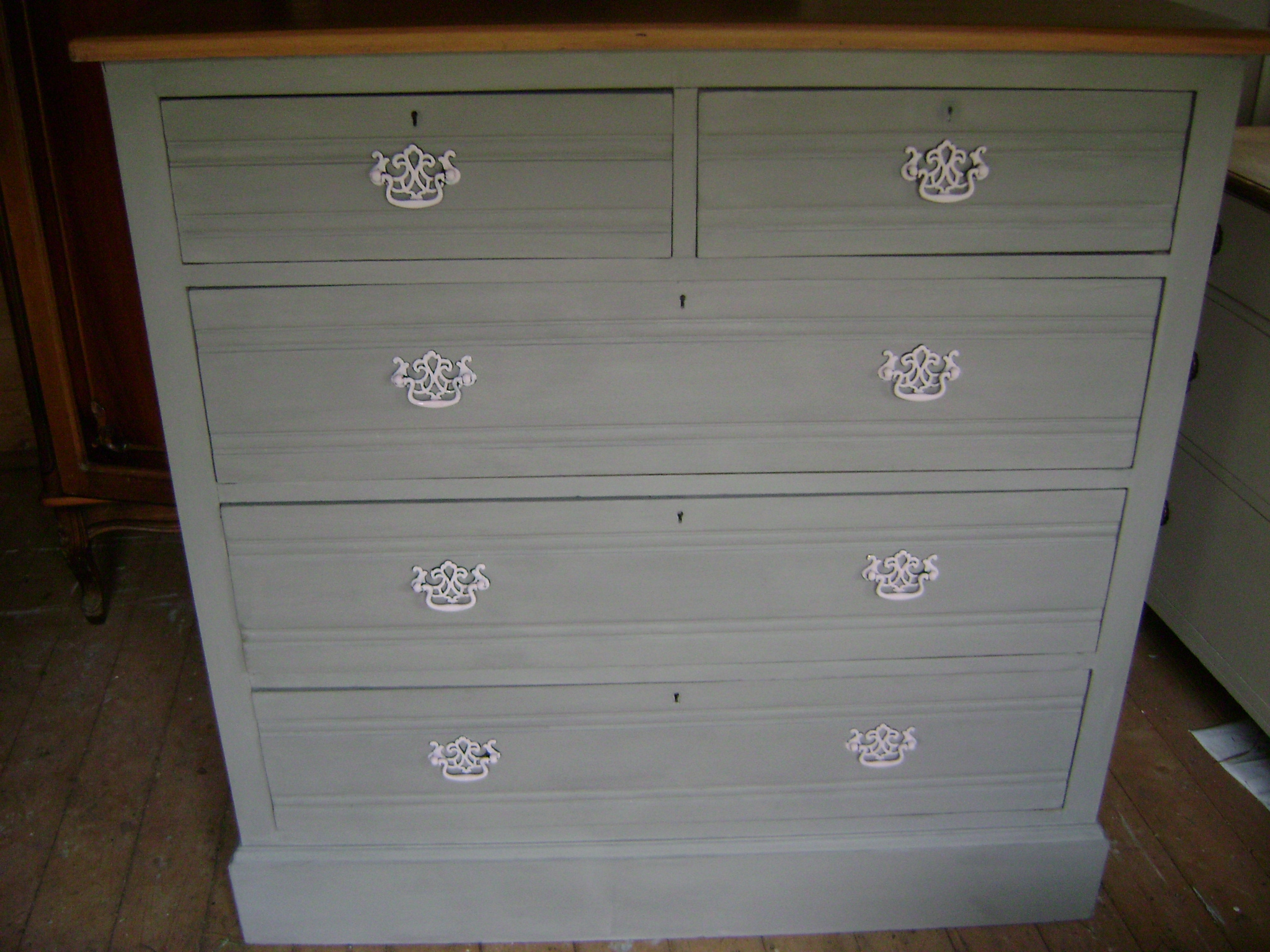 Another Chest Of Drawers The Barrister S Horse