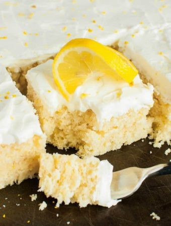 Creamy Lemon Desserts are the perfect combination of sweet and tart. The balance of these flavors creates the most delicious treats imaginable. Nobody will be able to get enough!