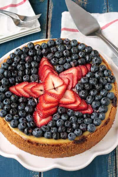 7 Ricotta Cheesecake