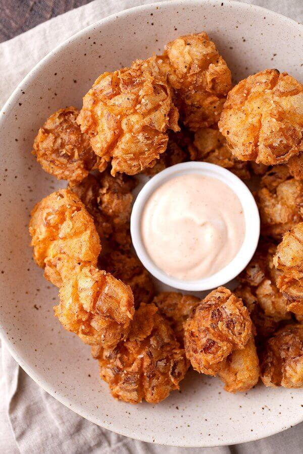 These are the perfect smaller version of the larger popular appetizer! Easy to eat and perfect for a party!