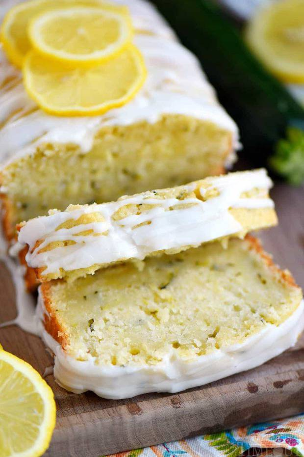 This Lemon Zucchini Cake is definitive proof that lemon and zucchini belong together! Beautifully moist and undeniably delicious, this easy cake is topped with a lemon glaze that will keep you coming back for one more slice. An excellent way to use up that zucchini from your garden!