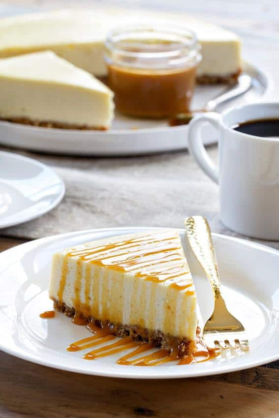 This cheesecake is to die for!