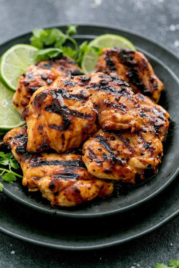 Grilled Chili Lime Chickenis made with tender and juicy grilled chicken with the best chili lime marinade! This is one that your family will love!