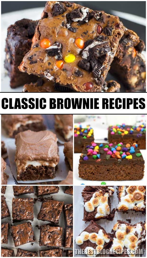 Classic Brownie Recipes