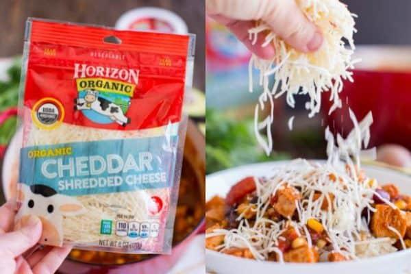 Horizon Organic Shredded Cheese