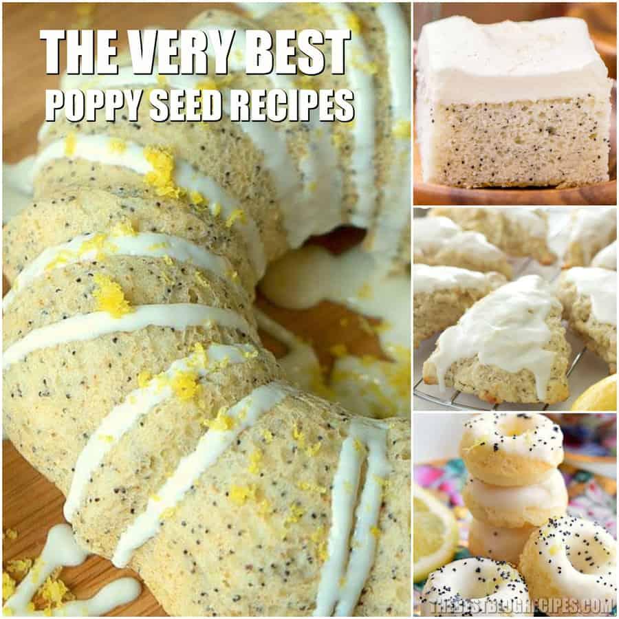 Best Poppy Seed Recipes