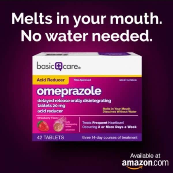 Amazon Omeprazole ODT