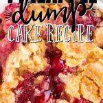 Cherry Pineapple Dump Cake