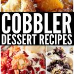 Cobbler Dessert Recipes