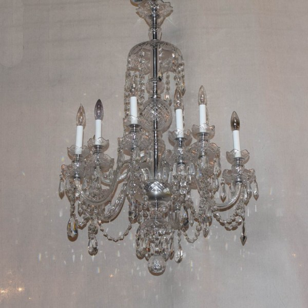 crystal chandelier tiered # 29