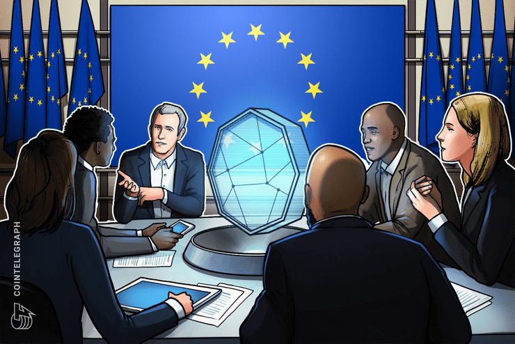 RqKCal - European Union Drafts Law Suggesting Consideration of Eurocoin