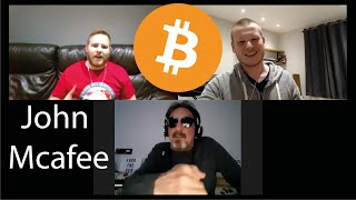 INRiQh - John McAfee Interview: Bitcoin Is Ancient Technology! Takes Back Bitcoin Price Prediction 2020