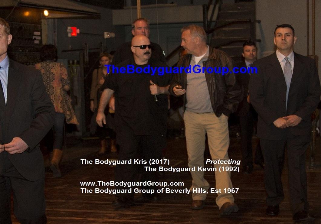 Celebrity Bodyguards Hire
