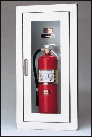 Larsen's 24096R-SD Architectural Series Fire Extinguisher ...