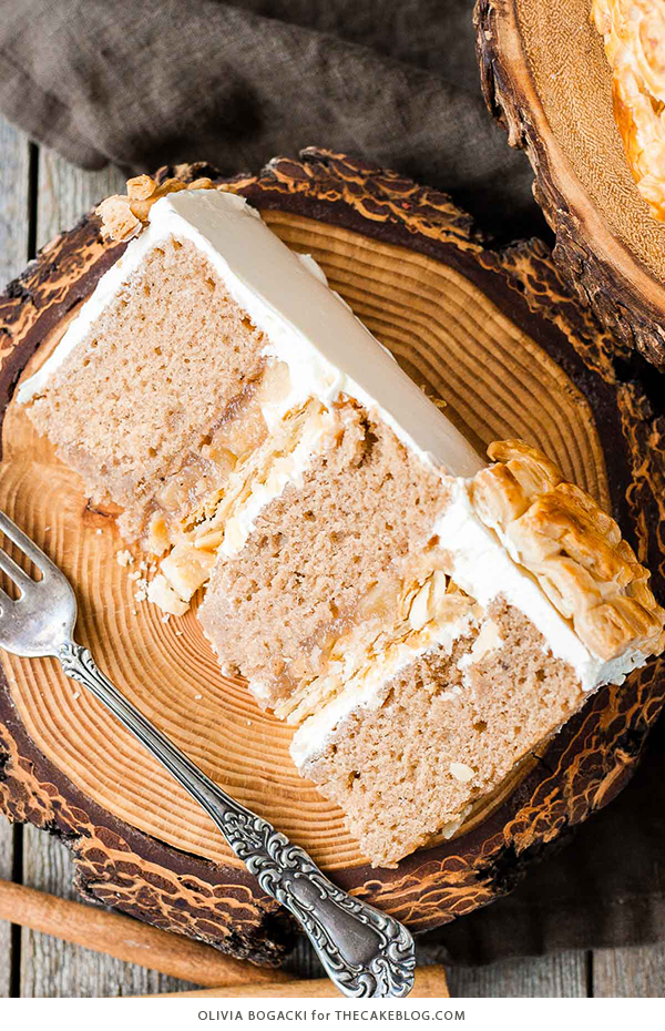 Easy Cake Recipe Cinnamon