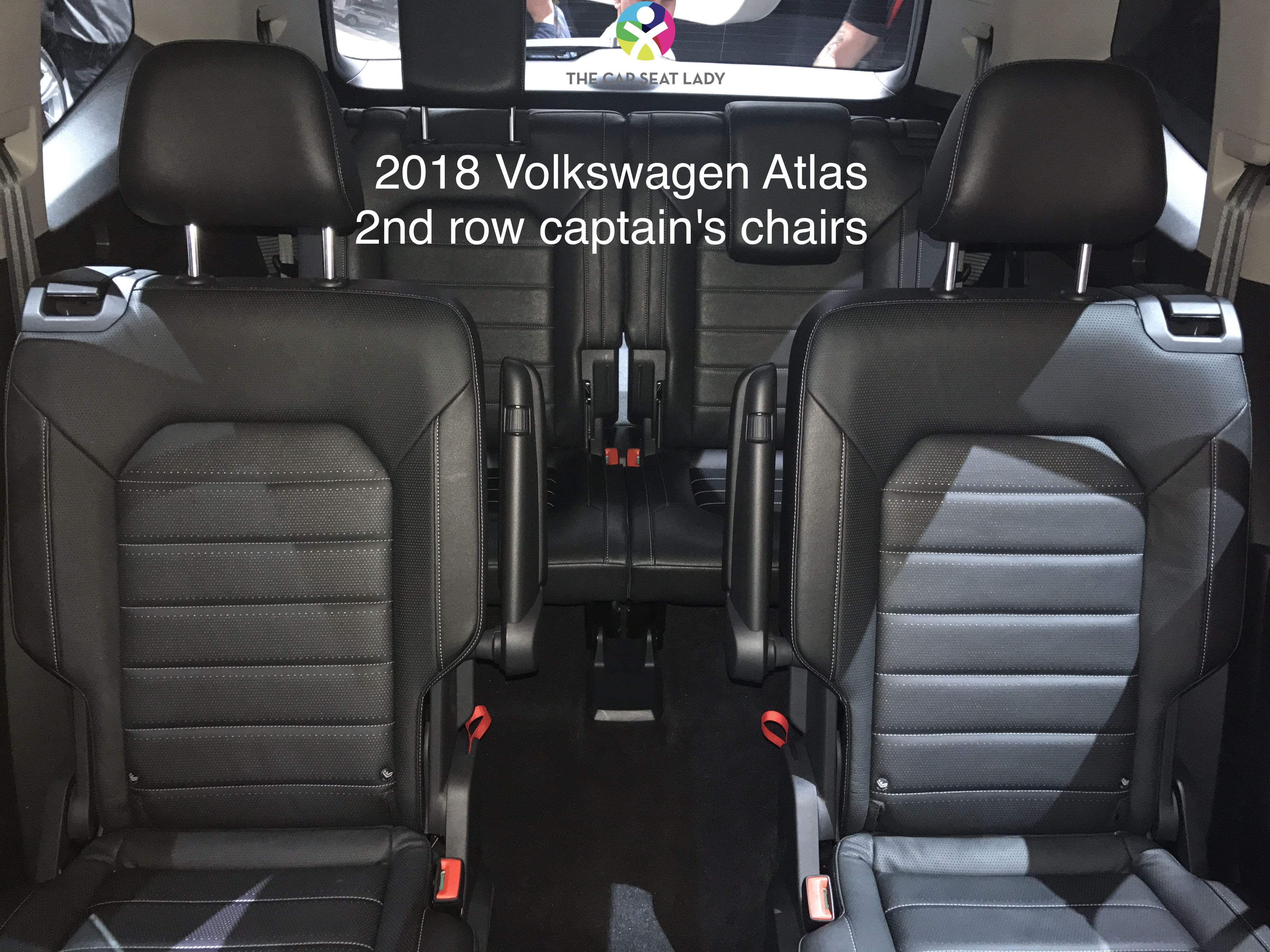 Atlas Vw Interior