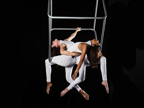 The Cirk Aerial Cube Act