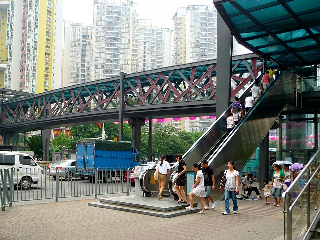 How a Chinese Megacity is Innovating Finance for Transit-Oriented Development —TheCityFix