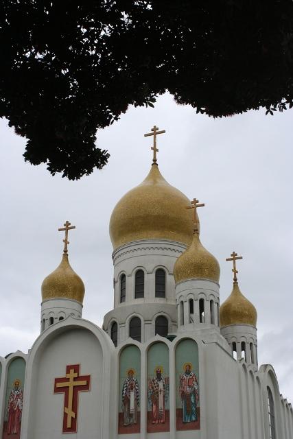 Orthodox Churches San Francisco